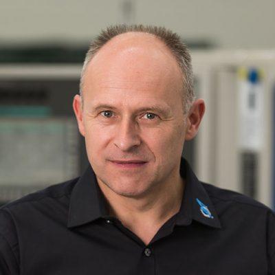 Anton Mauthe - CEO