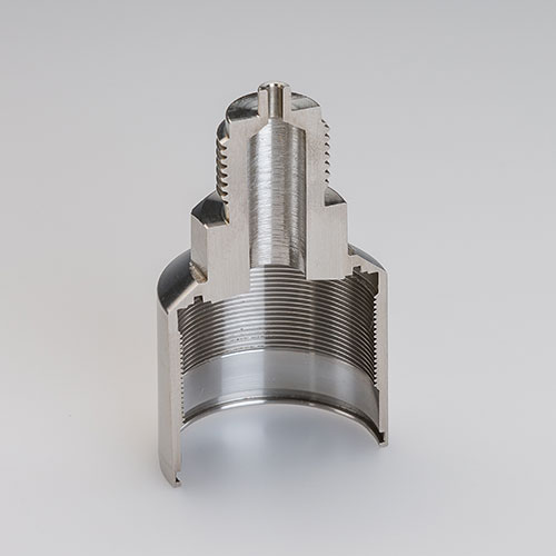 CNC-Turn- / Millparts