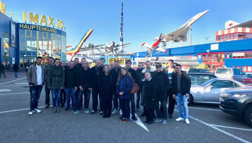 Betriebsausflug Mauthe GmbH 2018