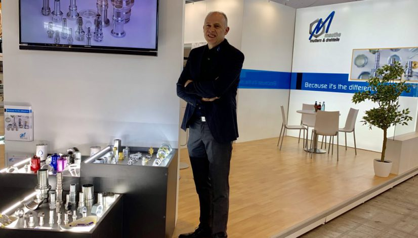 Fastener Fair 2019 Messestand