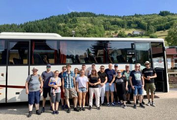 Ausflug Mauthe 2019
